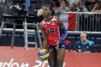 Jugadoras de voleibol RD refuerzan en Europa y América