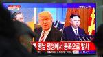 """Trump dispuesto a conversar con Corea del N. en el """"momento apropiado"""""""