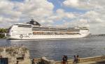 Cruceros darán la vuelta completa a Cuba