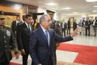 Medina sale a Suiza para participar reunión Foro Económico Mundial