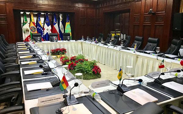 Reprogramarán diálogo entre el gobierno y la oposición venezolana