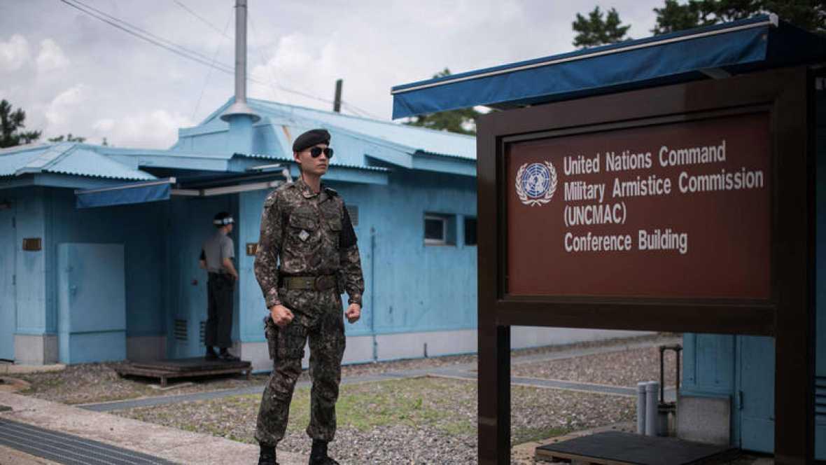 Corea del Norte acepta la propuesta de conversaciones de Corea del Sur