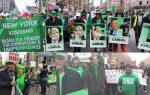NUEVA YORK: Multitud de dominicanos protesta por corrupción en  su país