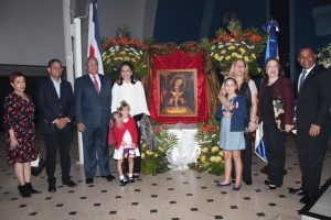 COSTA RICA: Embajada RD celebra misa a la Virgen de La Altagracia