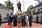 HONDURAS: Conmemoran natalicio de Duarte