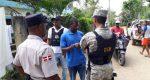 SAMANA: Las autoridades detuvieron a 939 haitianos indocumentados