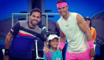 Rafael Nadal derrota a Víctor Estrella Abierto de Australia