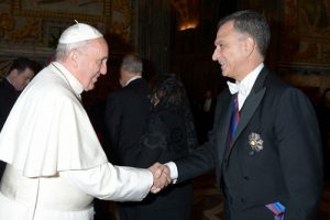 Embajador aclara que el Vaticano no tiene actitud prejuiciada con RD