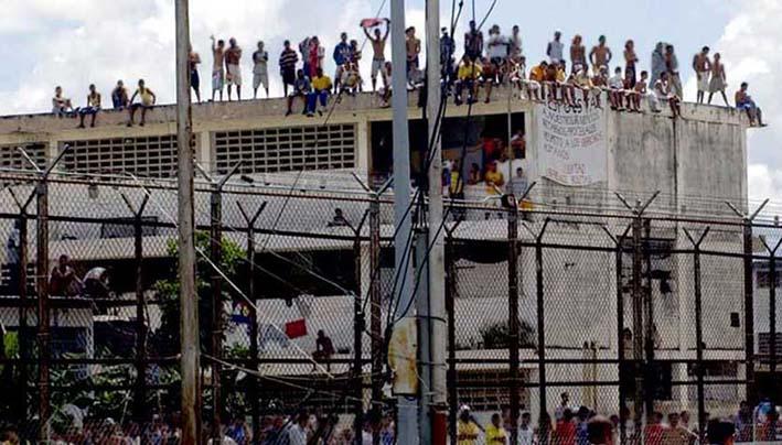 Ocho de cada 10 presos extranjeros en Venezuela son colombianos
