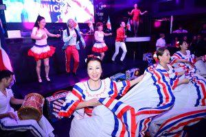 JAPON: Dominicanos celebran 174 aniversario  de su país