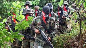 COLOMBIA: Ordenan captura cinco miembros del comando central del ELN