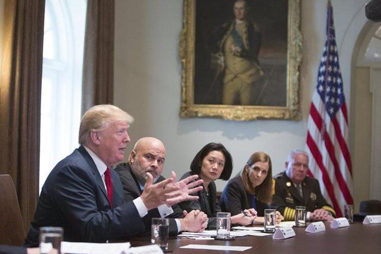 El presupuesto de Trump impulsa el creciente déficit de EE.UU