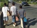 El 18 % de los niños de 5 años en la Rep. Dominicana no asiste a escuela