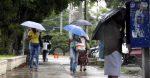 Vaguada sigue generando precipitaciones sobre la RD