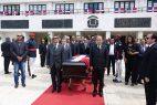 Congreso y Procuraduría rinden honores a Ramón Pina Acevedo