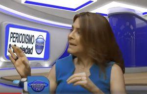 Carolina Mejía:Gobiernos PLD no muestran hacer las cosas bien