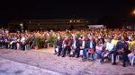 Cientos disfrutaron de concierto en la emblemática Plaza de la Bandera