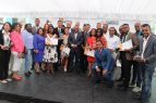 Alcaldía SDN entrega Premio Municipal de la Juventud