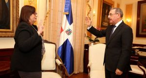 Poder Ejecutivo nombra una nueva embajadora en Venezuela