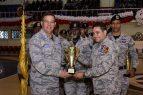 FARD entrega trofeos a ganadores de los Juegos Deportivos Intercomandos
