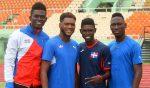 Hermanos Santos lideran la RD en Mundial de Atletismo