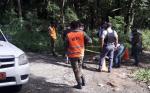 Encuentran cadáver de hombre con  4 impactos de balas autopista Duarte
