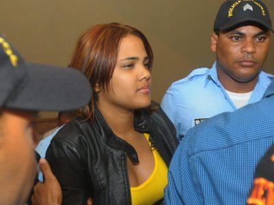 Martha Heredia recibe libertad condicional