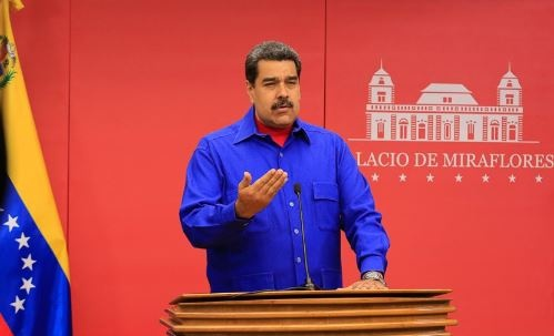 El chavismo fija las elecciones para el 22 de abril — Venezuela