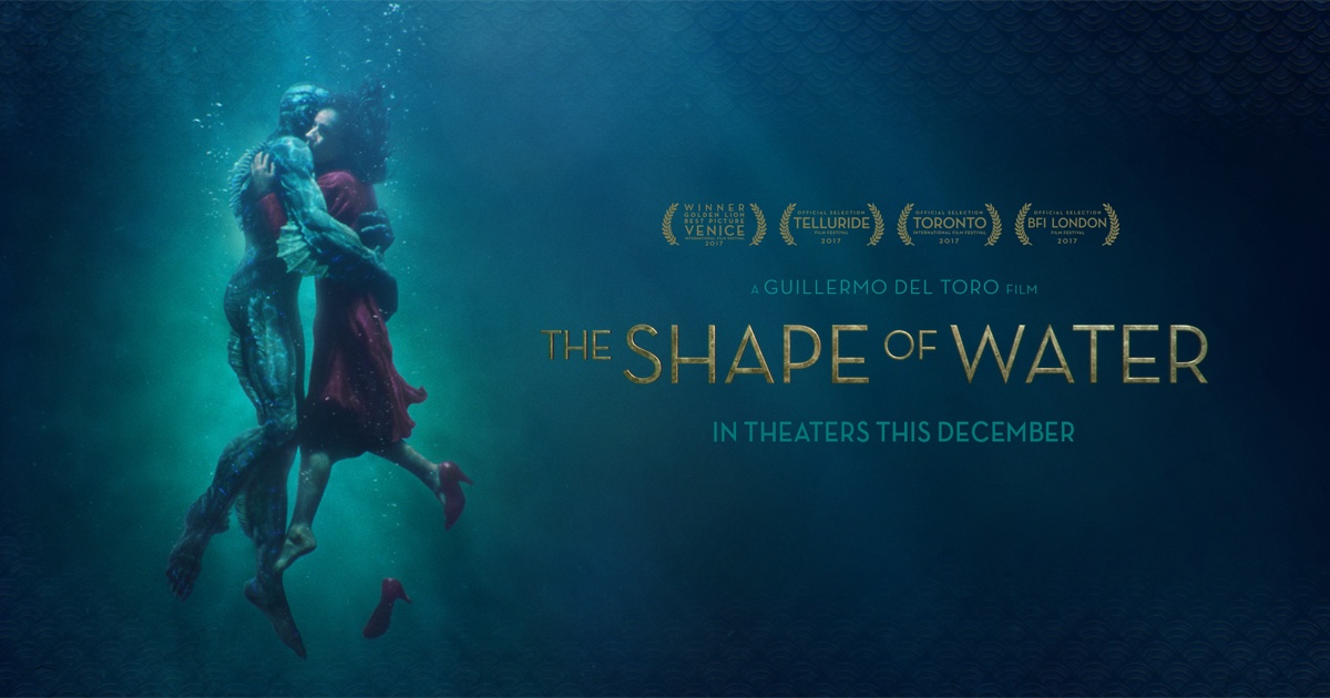 "Crítica de cine: ""The Shape of the Water"""