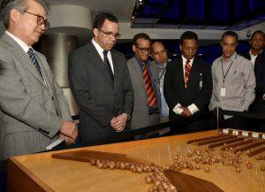 Ministro de Educación agradece a Japón Museo de las Matemáticas