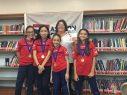 American School campeón de la Copa Ashton de Ajedrez