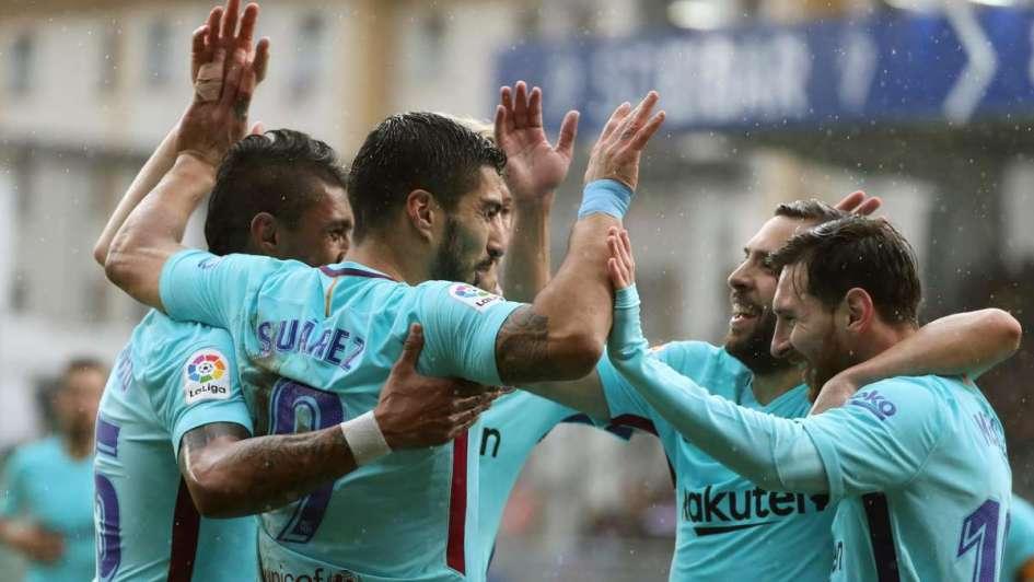 Barcelona va por más de 30 partidos sin perder en LaLiga