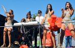 BelkysConcepción y sus colombianas de gira por RD