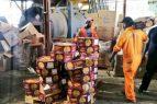 Salud decomisa cargamento 3,565 libras de queso vencido en Caucedo