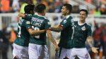 Chivas derrota a domicilio al Cibao  FC en Concachampions