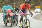 Augusto Sánchez gana etapa montaña Vuelta de Ciclismo