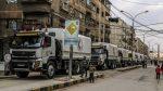 DAMASCO: Al menos 77 muertos por ataques en feudo opositor sirio