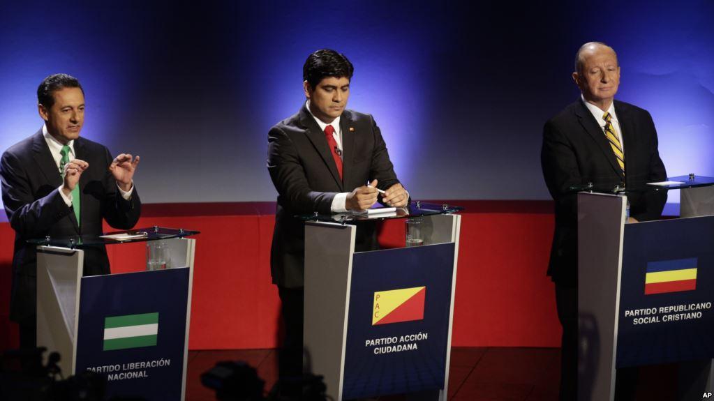 Costa Rica: Comicios presidenciales centrados en el matrimonio gay