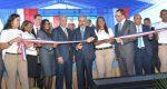 Medina entrega 3 centros educativos del nivel primario en Puerto Plata
