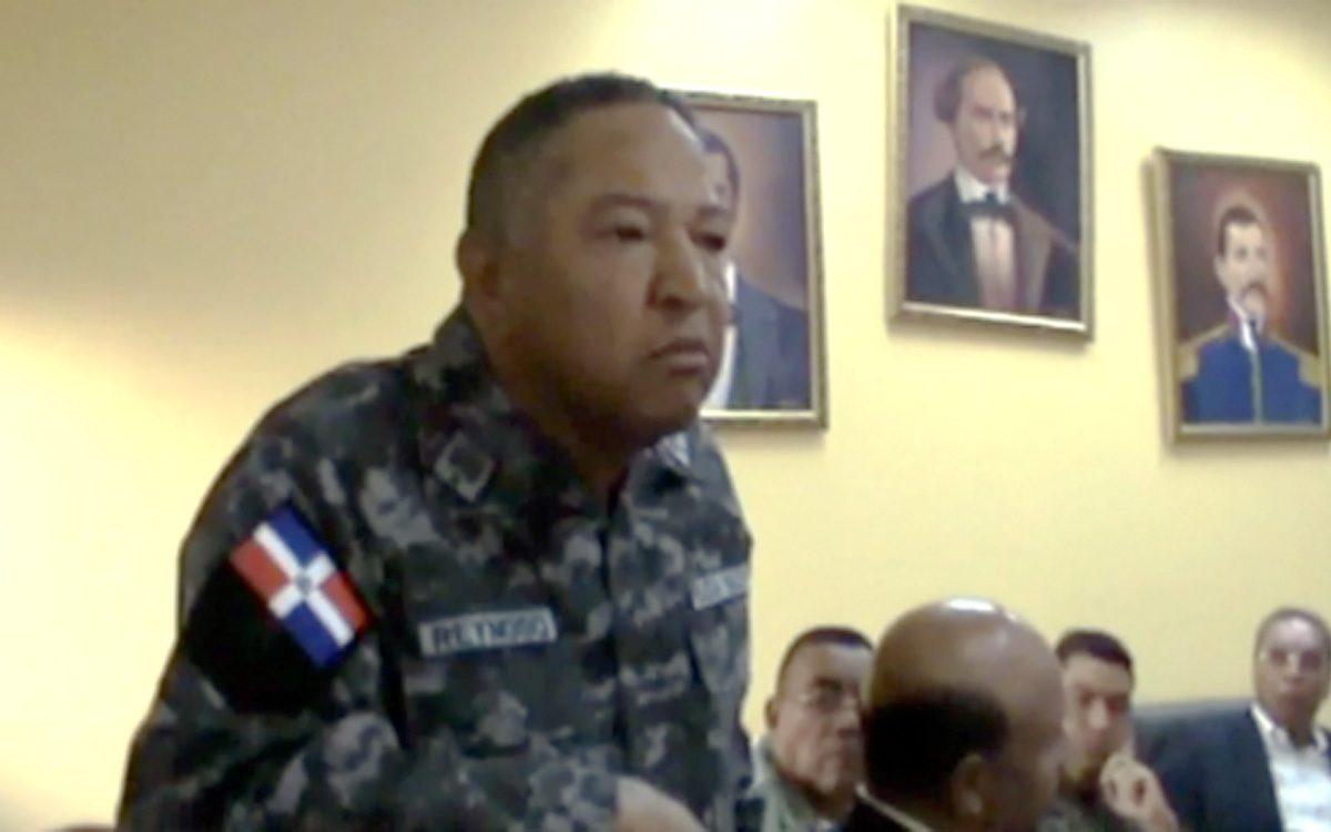 Interrogan fiscal por denuncia  venta drogas en municipio Matas de Farfán