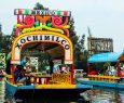 Xochimilco, México y sus trajineras