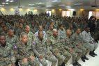 Ministro Defensa recomienda ascenso 5,000 miembros de Fuerzas Armadas
