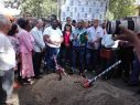 SDN: Alcaldía inicia la construcción parque
