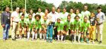 Castillo se corona campeón Liga Mayor Fútbol Femenino