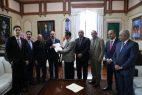 Presentan un proyecto de Ferrocarril Nacional Nordeste Dominicana-Haití