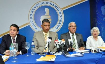 PRM: Discurso demuestra hay dos países, el del PLD y el de los pobres