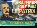 MIAMI: Alianza País depositará una ofrenda en parque Juan Pablo Duarte