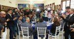 SANTIAGO: Director de la Policía se reúne con trabajadores de la prensa