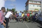 Pedalistas de 10 países actuaron en Vuelta de Ciclismo