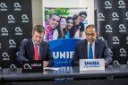 Altice suscribe acuerdo con UNIBE para capacitación en educación digital